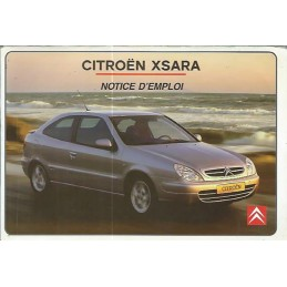 Notice d' Entretien 2002