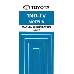 Manuel Atelier Moteur 1ND-TV