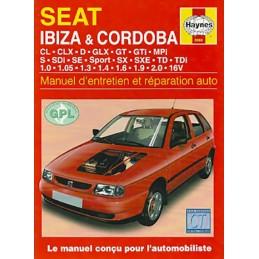 Revue Technique Ibiza - Cordoba