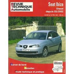 Revue Technique Ibiza