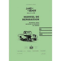 Manuel de Reparation 1962