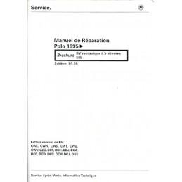 Manuel Reparation BV Meca 085