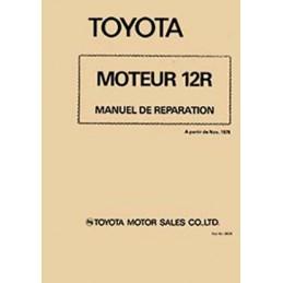Manuel Atelier Moteur 12R