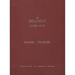 Manuel Reparation Super Minx