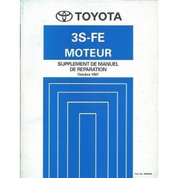 Manuel Atelier Moteur 3S-FE