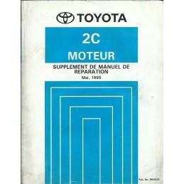 Manuel Atelier Moteur 2C