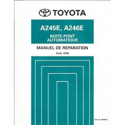 Manuel Atelier BV Auto A246E