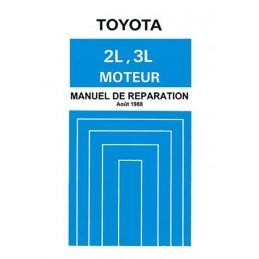 Manuel Atelier Moteurs 2L / 3L