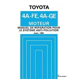 Manuel Atelier Moteur 4A-FE / GE