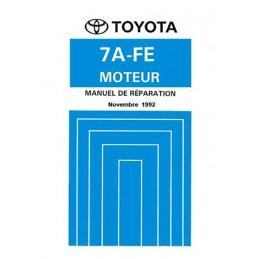 Manuel Atelier Moteur 7A-FE