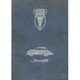 Notice Sonderklasse 1955