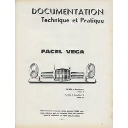 Revue Technique Facel Vega