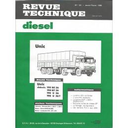 Revue Technique Diesel 1980