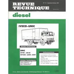 Revue Technique Diesel 1981
