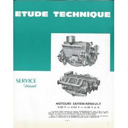Revue Technique Diesel 1964