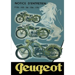 Manuel Entretien Peugeot