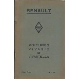 Notice d' Entretien Vivasix