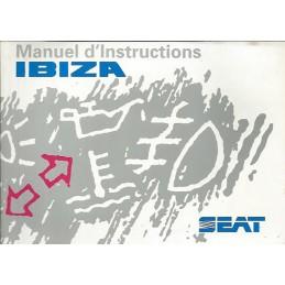 Notice Entretien Ibiza