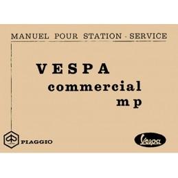 Manuel Reparation Vespa