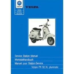Manuel Reparation Vespa 50