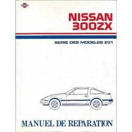 Manuel Reparation  300 ZX
