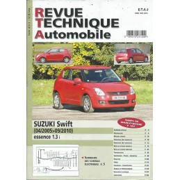 Revue Technique Swift