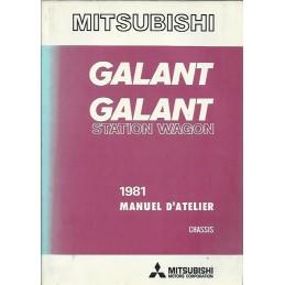 Manuel Reparation Galant