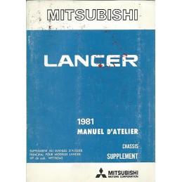 Manuel Reparation Lancer
