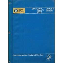 Catalogue Pieces 2000/2000Ti/Tii