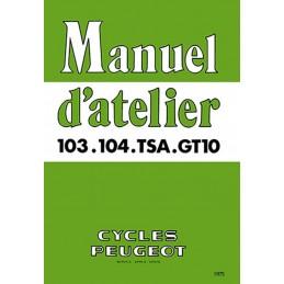 Manuel Reparation Peugeot