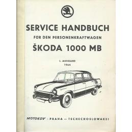 Service Handbuch 1000 MB