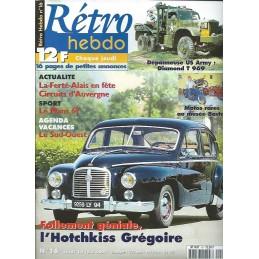 Retro Hebdo N° 16