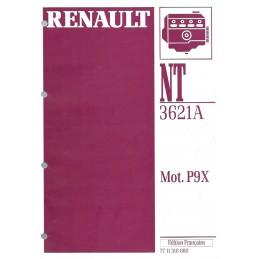 Manuel Reparation P9X