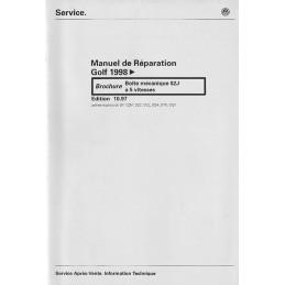 Manuel Reparation BV Meca 02J