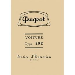 Notice d' Entretien  ( 1 ere Ed )