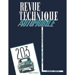 Revue Technique 1948 - 1959