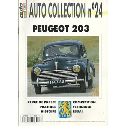 Auto Collection N° 24