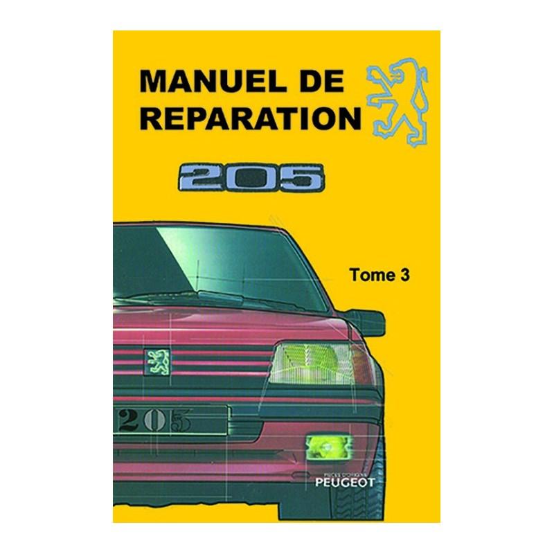 Manuel  Atelier Mecanique Tome 3