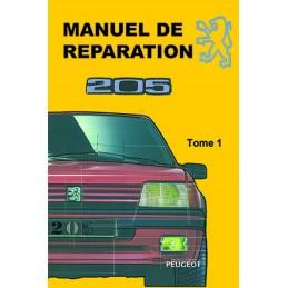 Manuel  Atelier Mecanique Tome 1