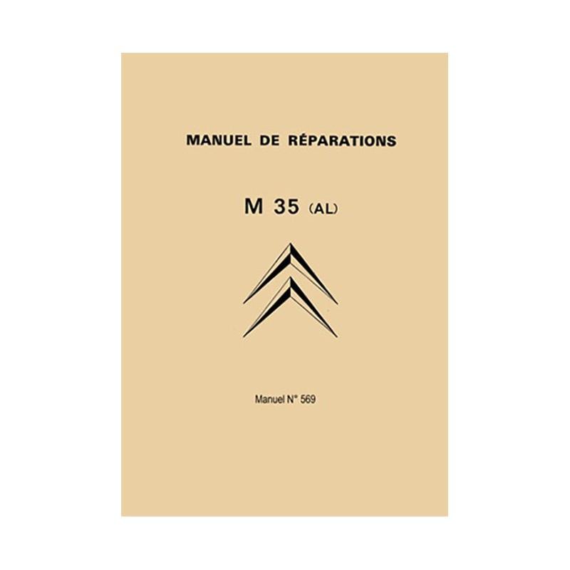 Manuel de Reparation