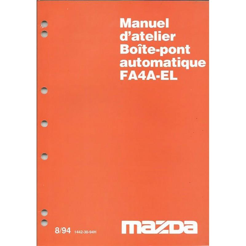 Manuel Reparation BV Auto