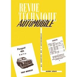 Revue Technique 1955 / 1965