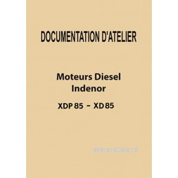 Manuel d' Atelier XDP85-XD85