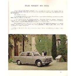Revue Technique Diesel 1968