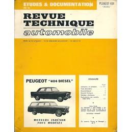 Revue Technique Diesel 1973