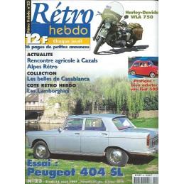 Retro Hebdo N° 23