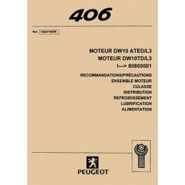 Manuel Atelier Moteur DW10