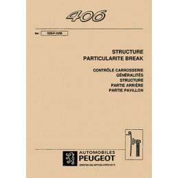 Manuel Atelier Carrosserie Break