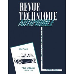 Revue Technique 1961 - 1972