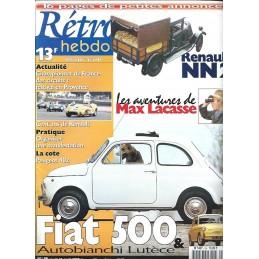 Retro Hebdo N° 59